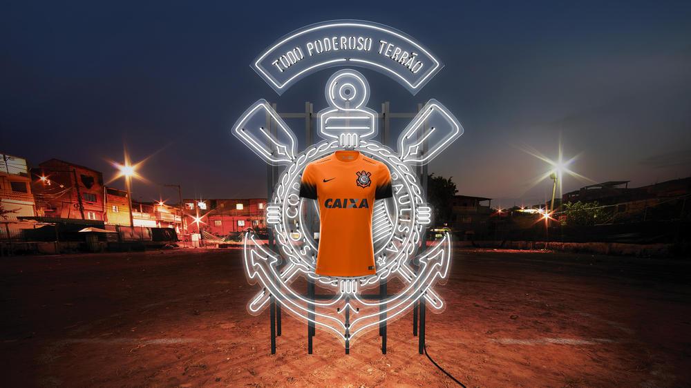 Corinthians 2015-16 Kits Honor Sacred Ground