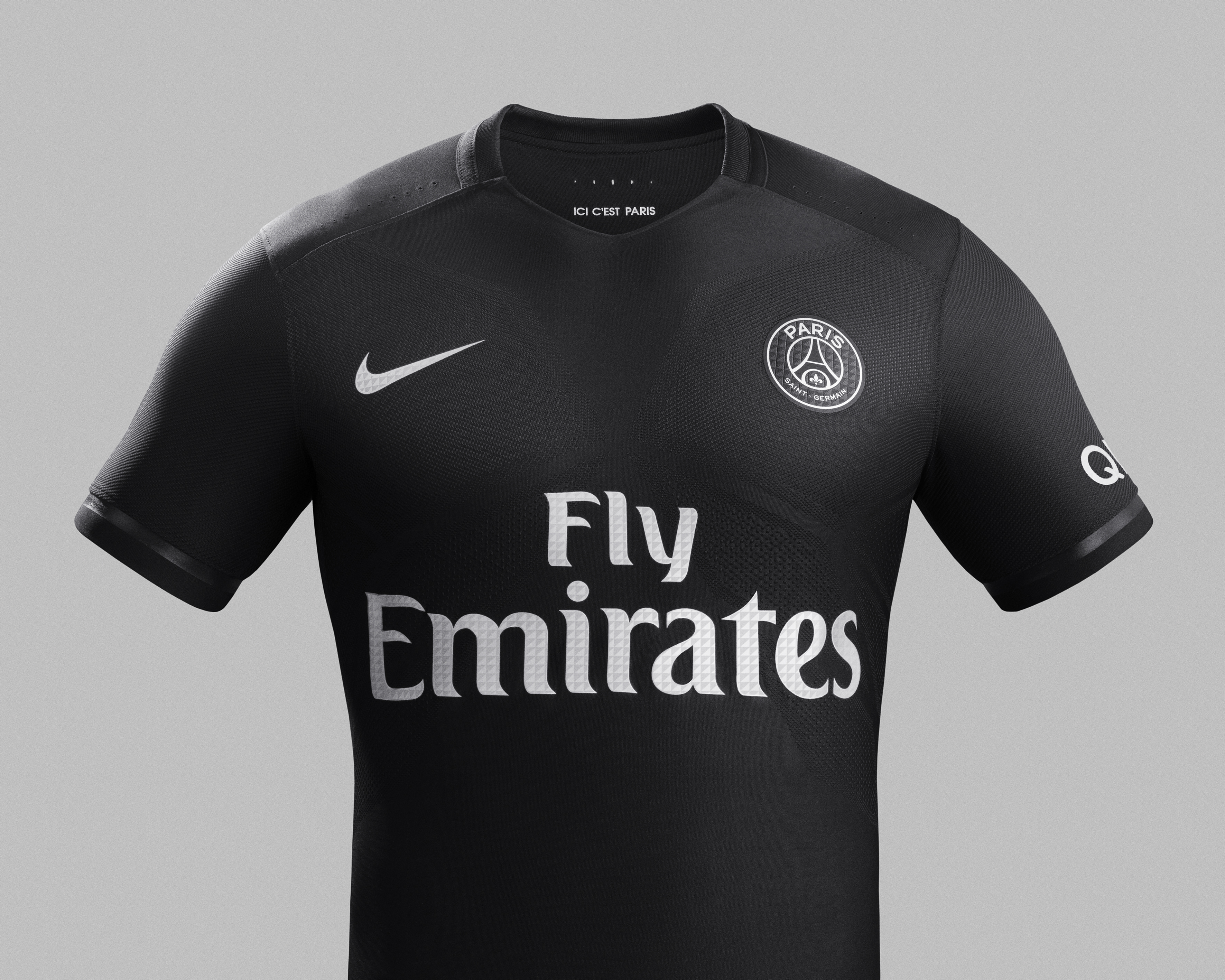 Psg black and pink jersey - Lo Hi