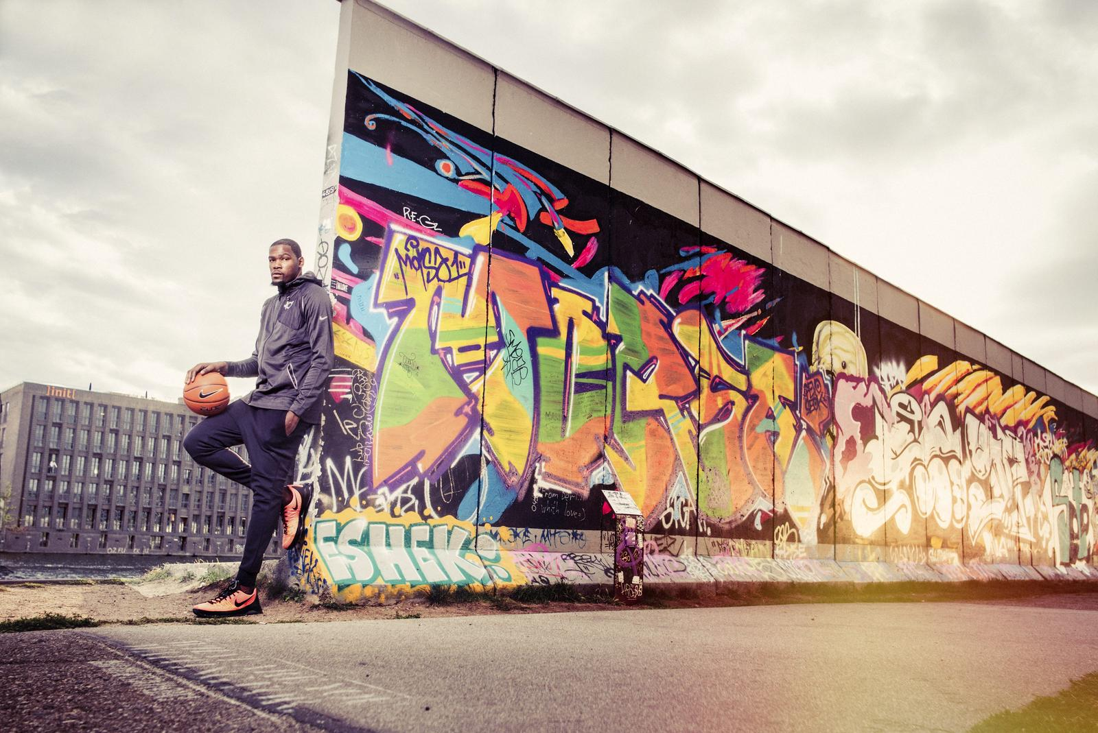 Kevin durant visits europe for multi country tour nike news upon amipublicfo Image collections