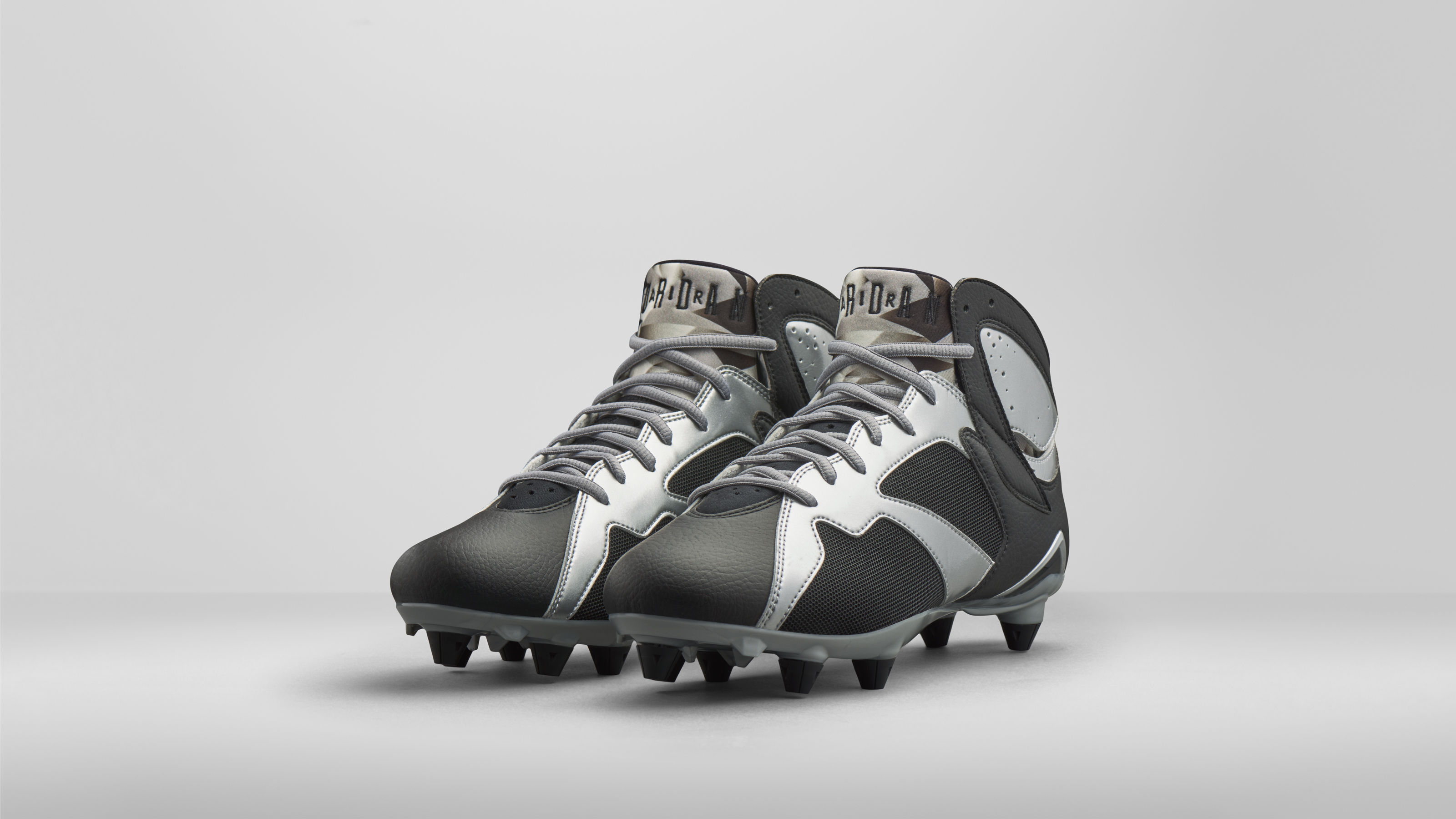 f96463823c06 ... Charles Woodson 34 · Earl Thomas Jordan Brand Athletes Take Gridiron in  AJ VII cleat - Nike N ...