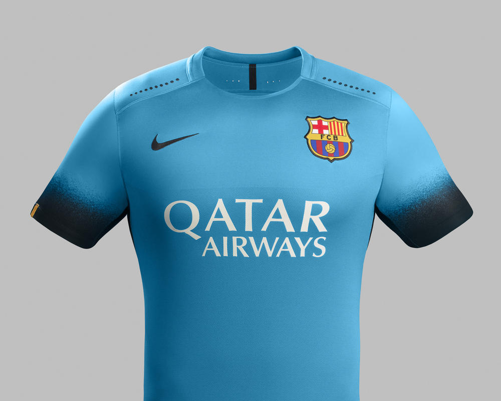 FC BARCELONA BLUE GETS A MODERN MAKEOVER