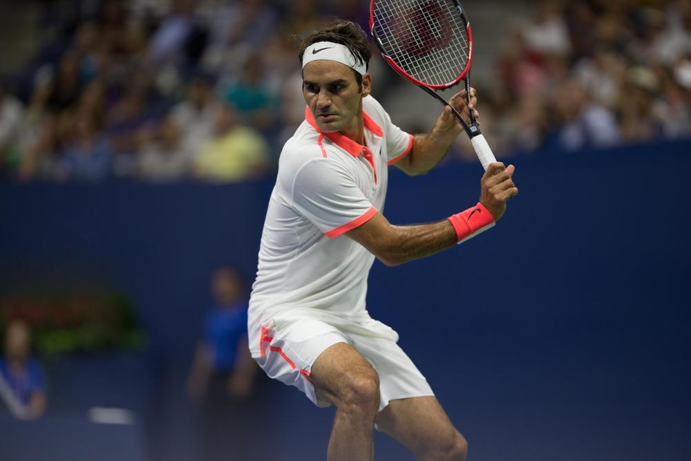 Federer Back in Big Apple Final