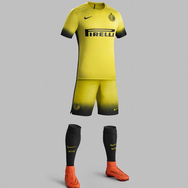 Ho15 Club Kits Jersey Pr Full Body Inter Milan R Original