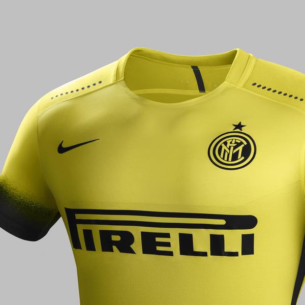 Ho15 Club Kits Jersey Pr Crest Inter Milan R Original