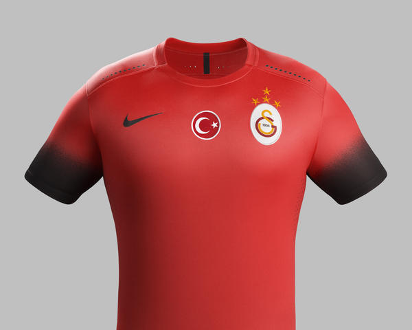 Galatasaray Introduces Striking Red Look to Kit Line-Up