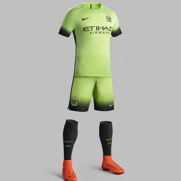 Ho15 Club Kits 3rd Jersey Pr Full Body Manchester City R Original