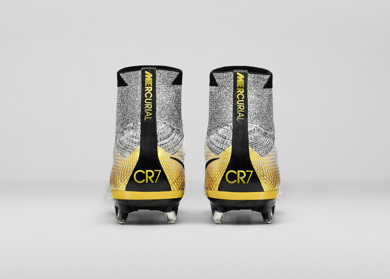 Nike Superfly Cr7 Gold Heel View 07 V2