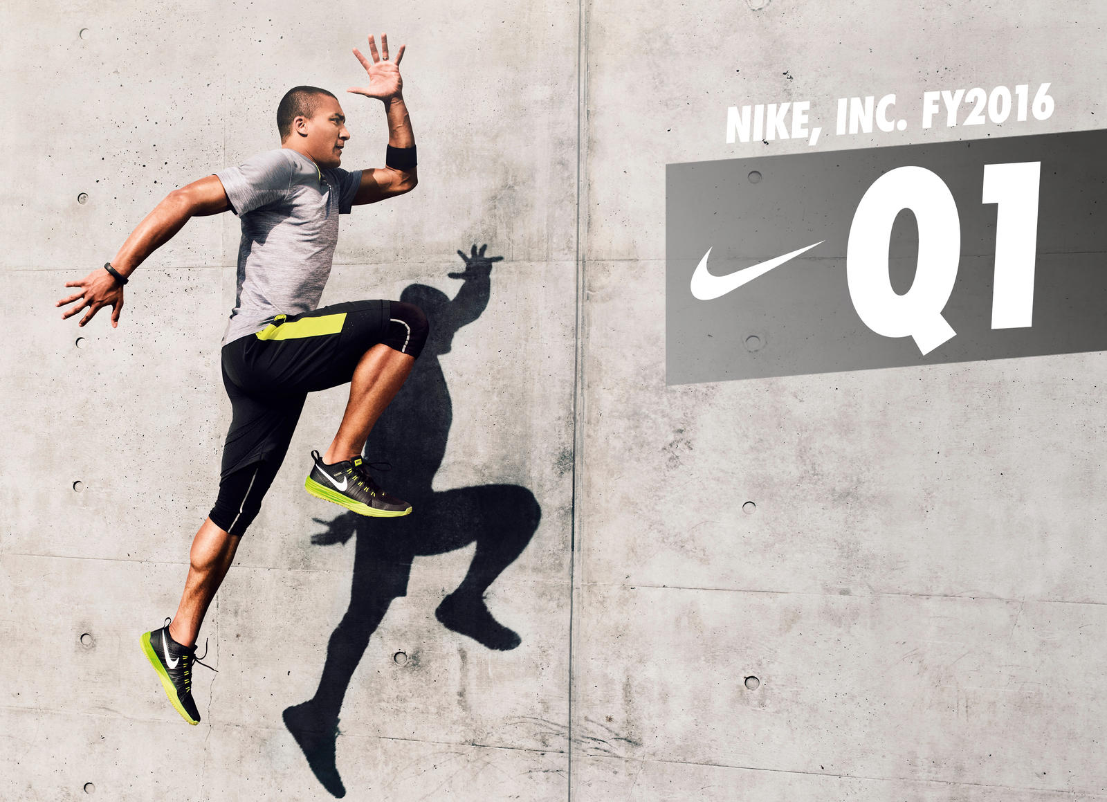 Redada cayó misil  NIKE, INC. Reports Fiscal 2016 First Quarter Results - Nike News