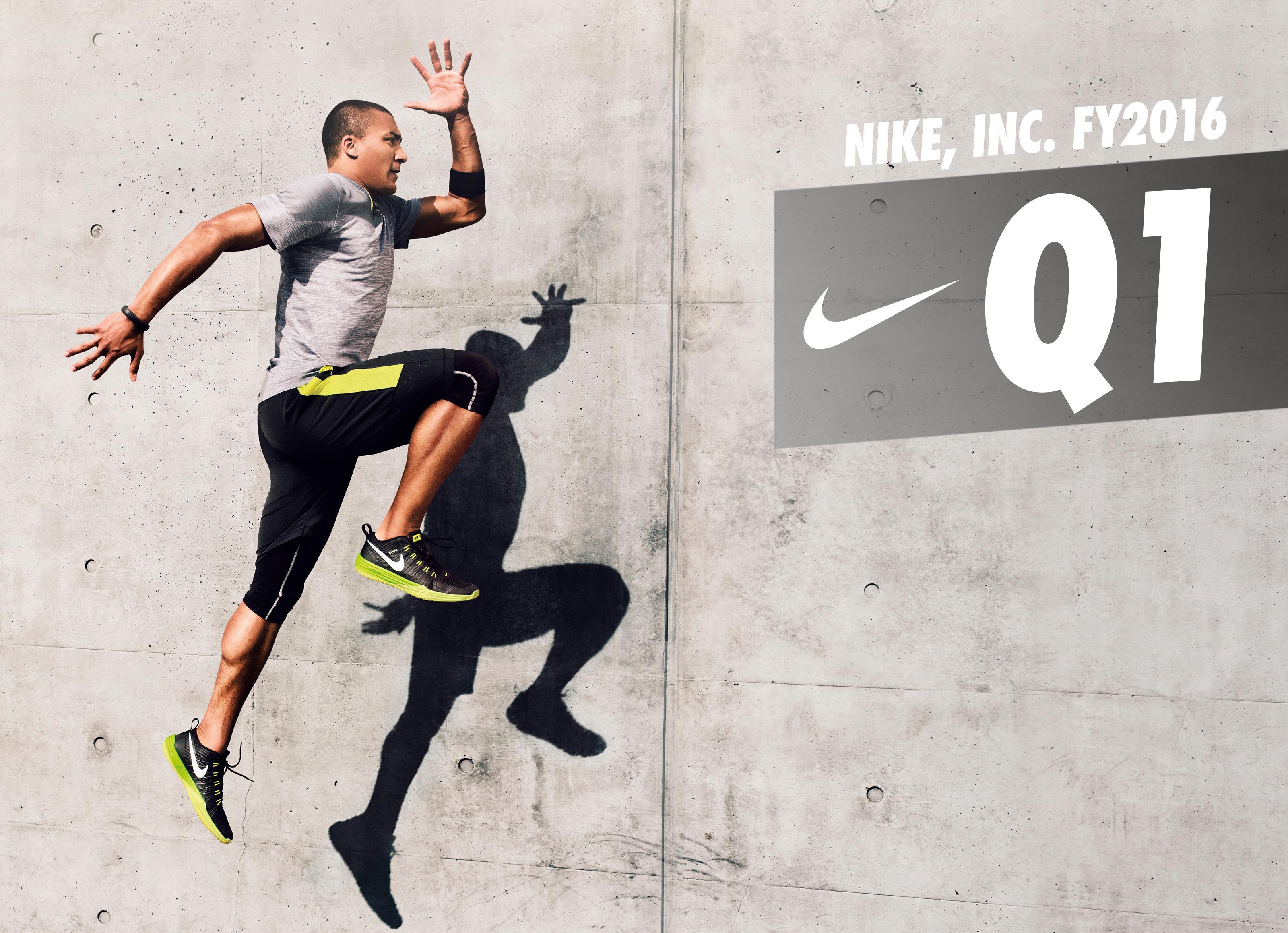 nike q2 earnings