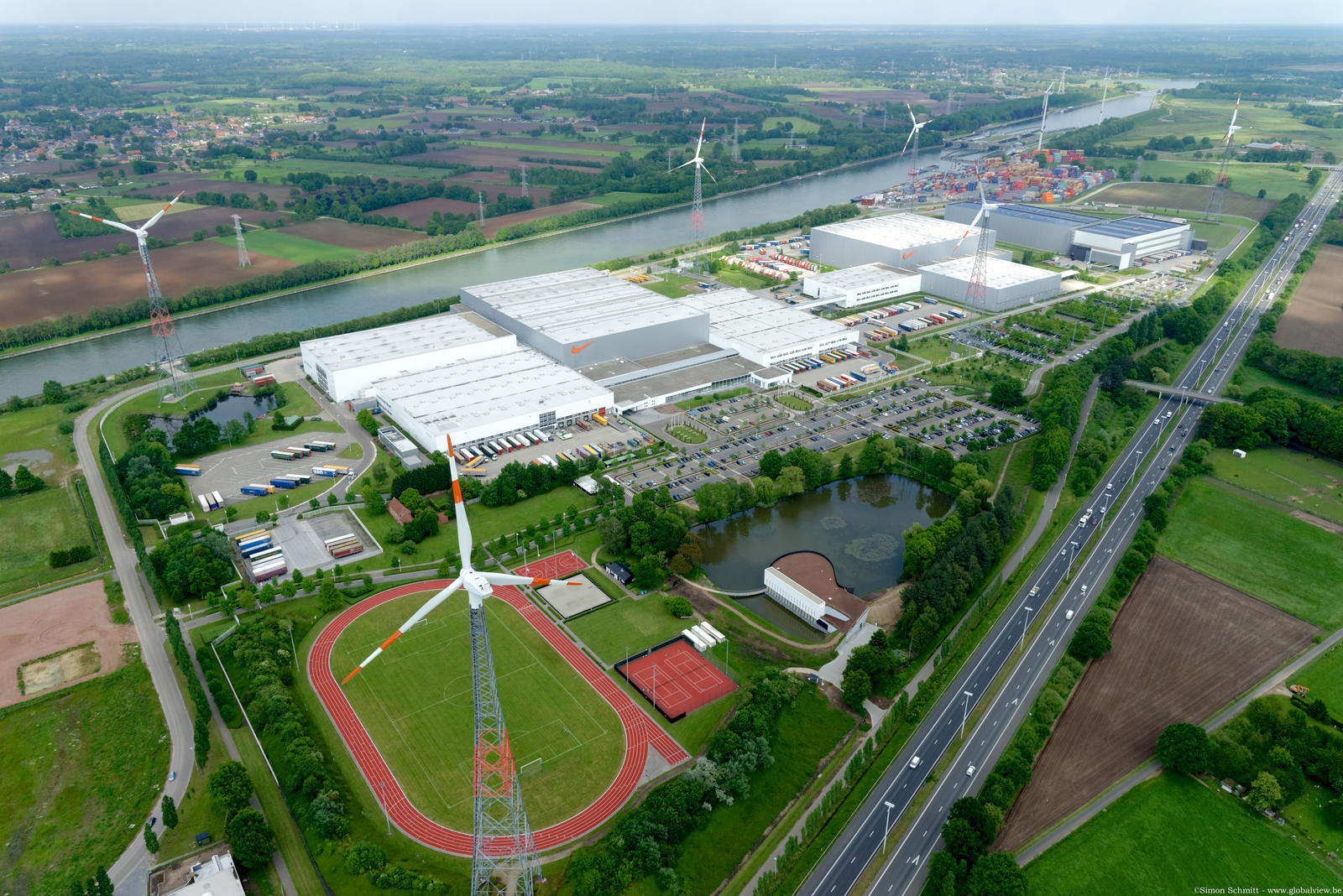 European Logistics Campus
