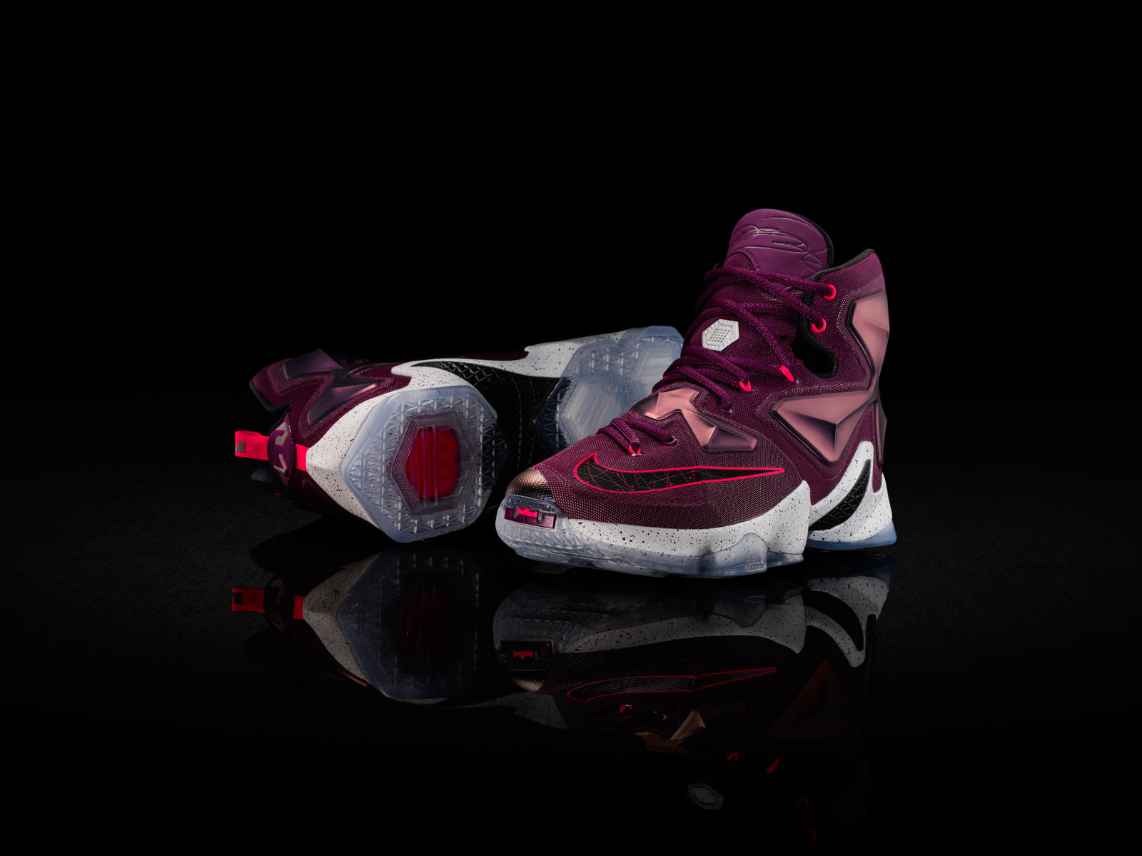 classic fit 78a0c c2f84 LEBRON 13  Built for Explosiveness - Nike News