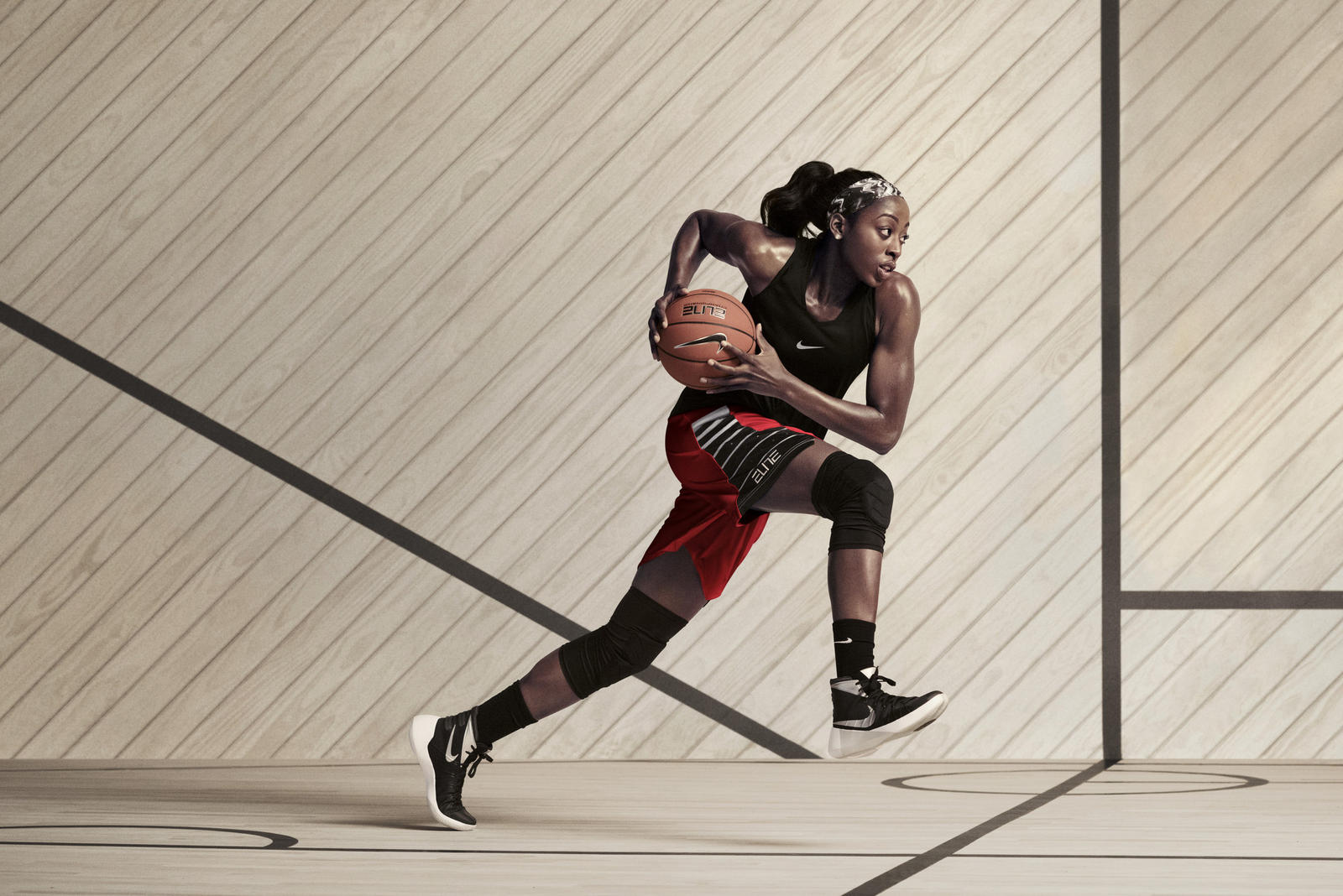 Nike Basketball Unveils Women's Apparel Collection - Nike News