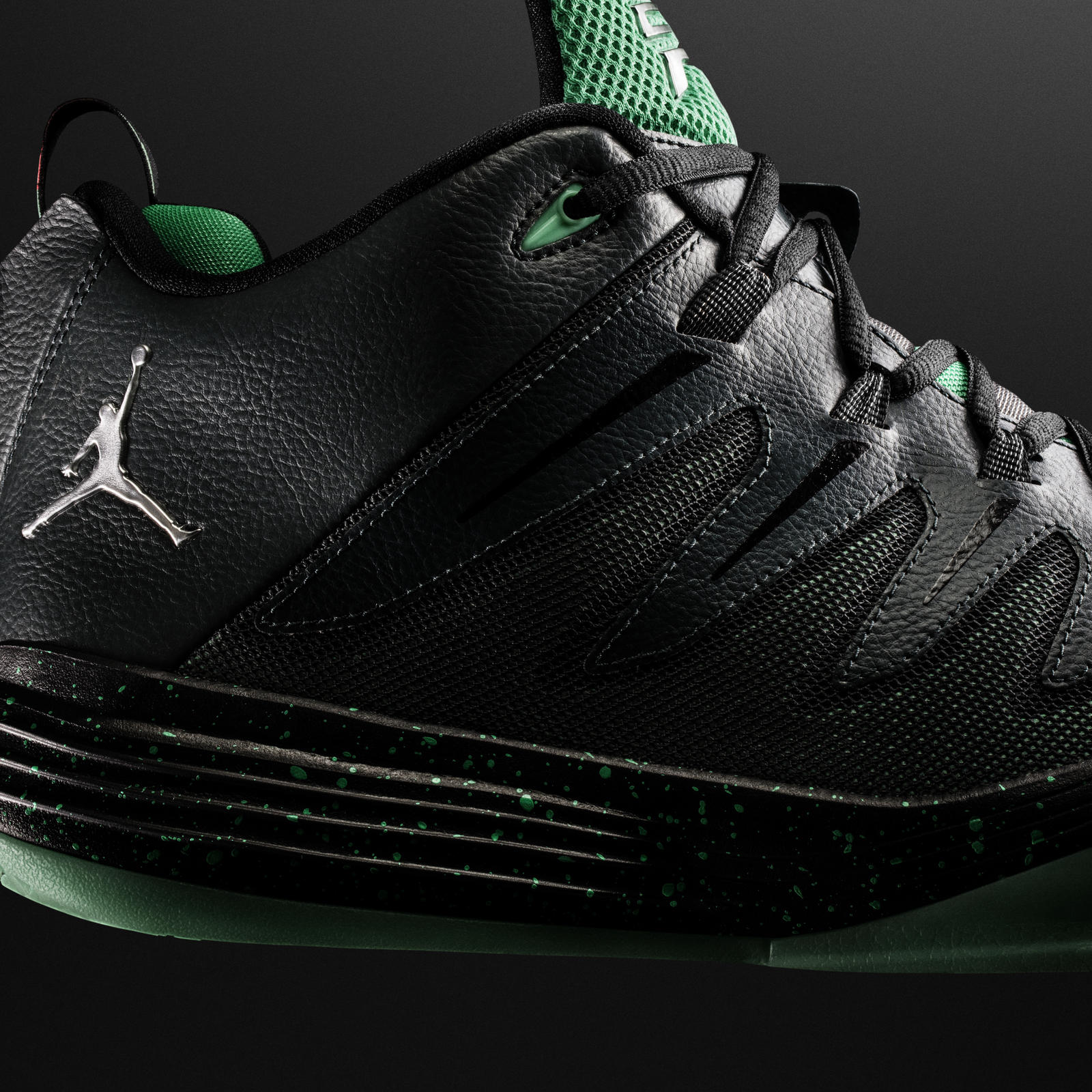 the best attitude a4104 e9caa Jordan CP3.IX Emerald