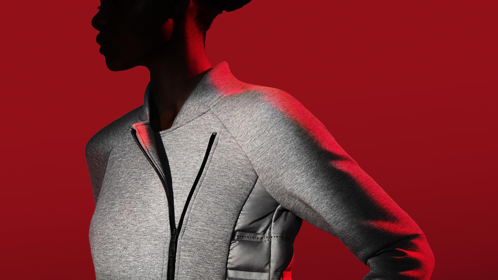 The Look of Winter: The 2015 Nike Tech Fleece Aeroloft
