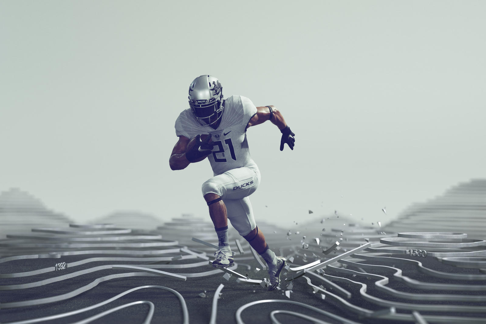 classic fit aed57 bd6e1 10 Things To Know About the New Oregon Ducks Uniform - Nike News