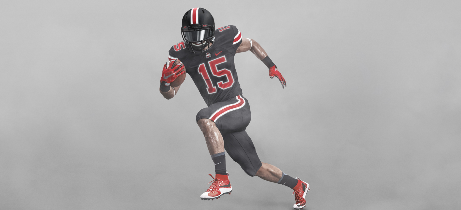 new product 2194a e6142 Ohio State Goes Dark For Night Game - Nike News