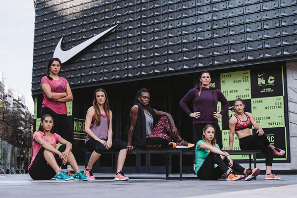 Nike Buenos Aires Fuels Argentina's Passion for Sports