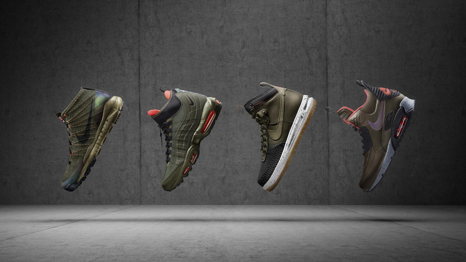 6670614968fe The Nike SneakerBoots Holiday 2015 Collection - Nike News