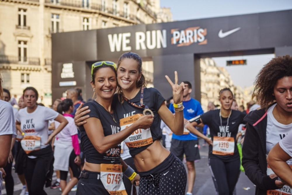 Why I Run: Izabel Goulart