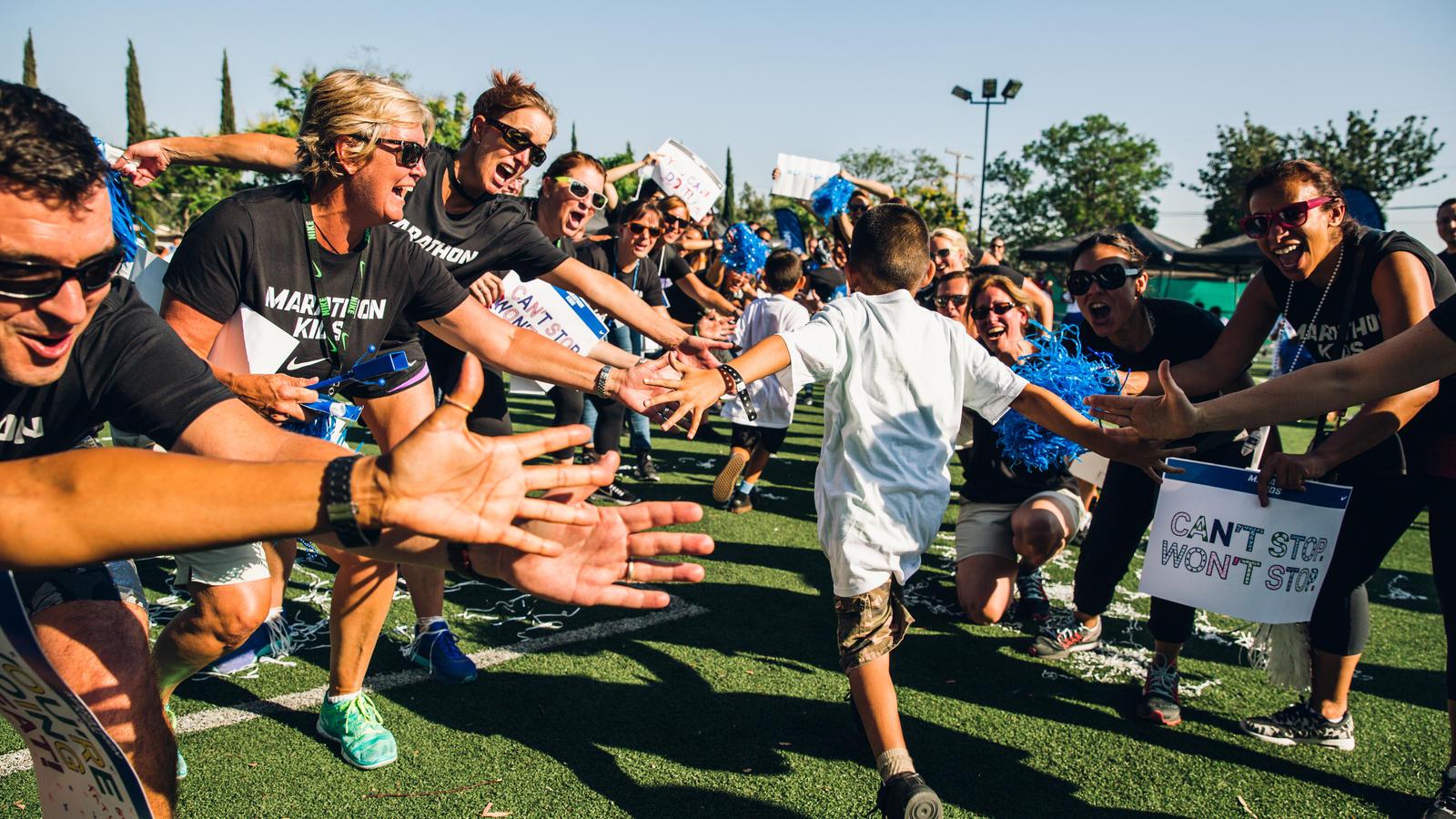 Nike East Los_Marathon Kids