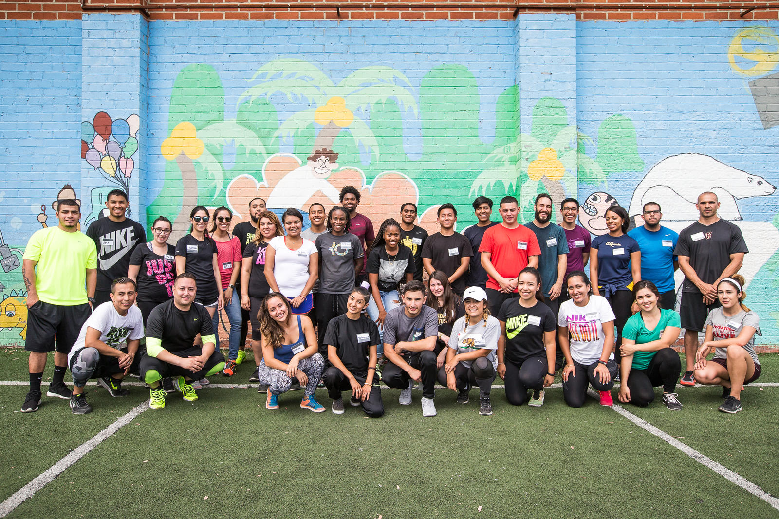 768f39d4b Nike's New East Los Community Store Ignites Sport and Local ...