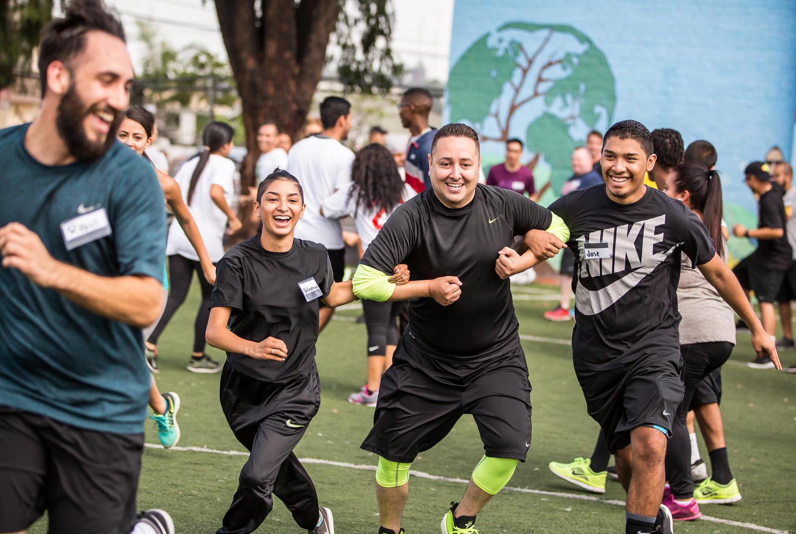 Nike East Los_Community Ambassador Training 2