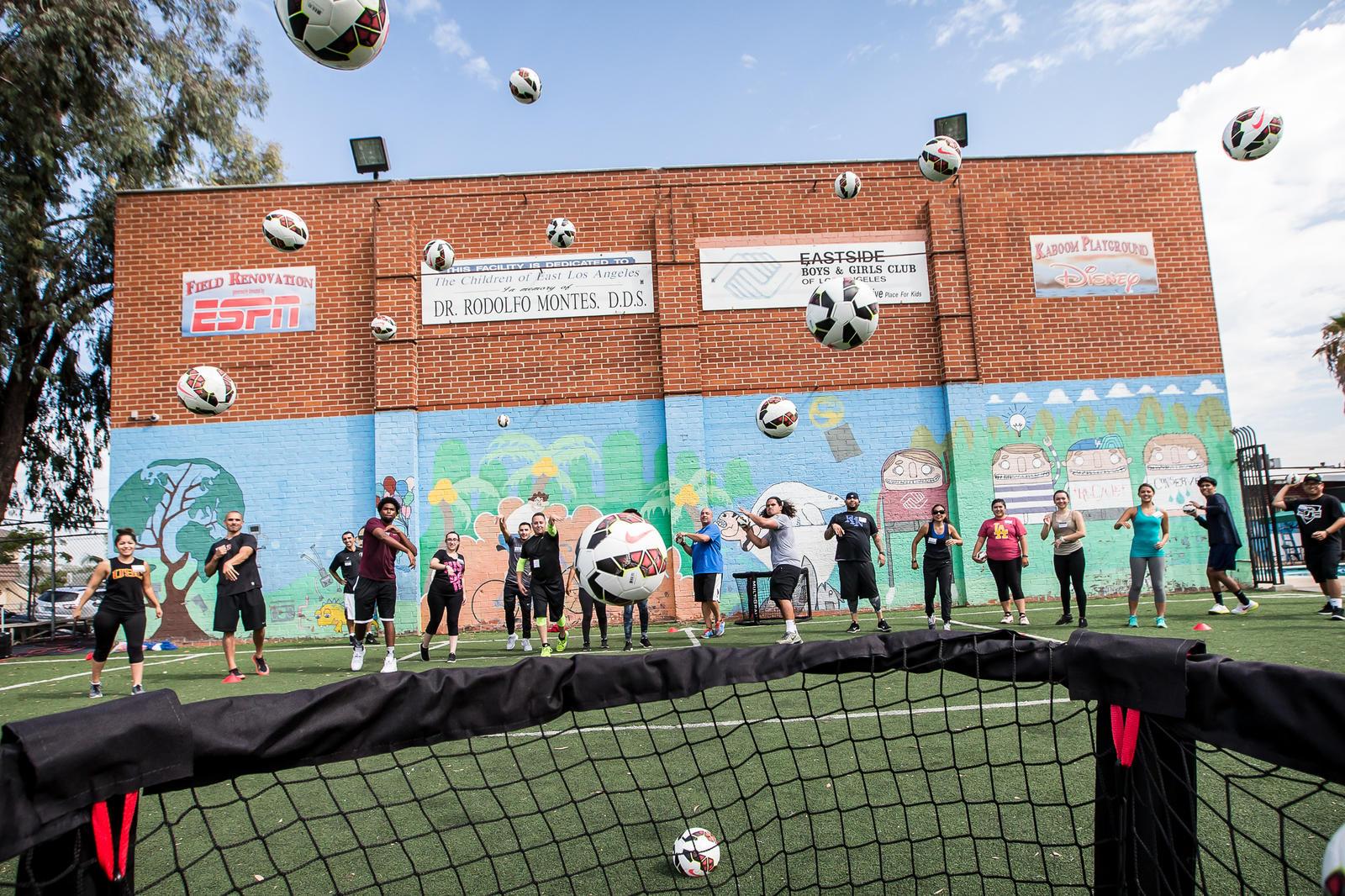 Nike East Los_Community Ambassador Training 3