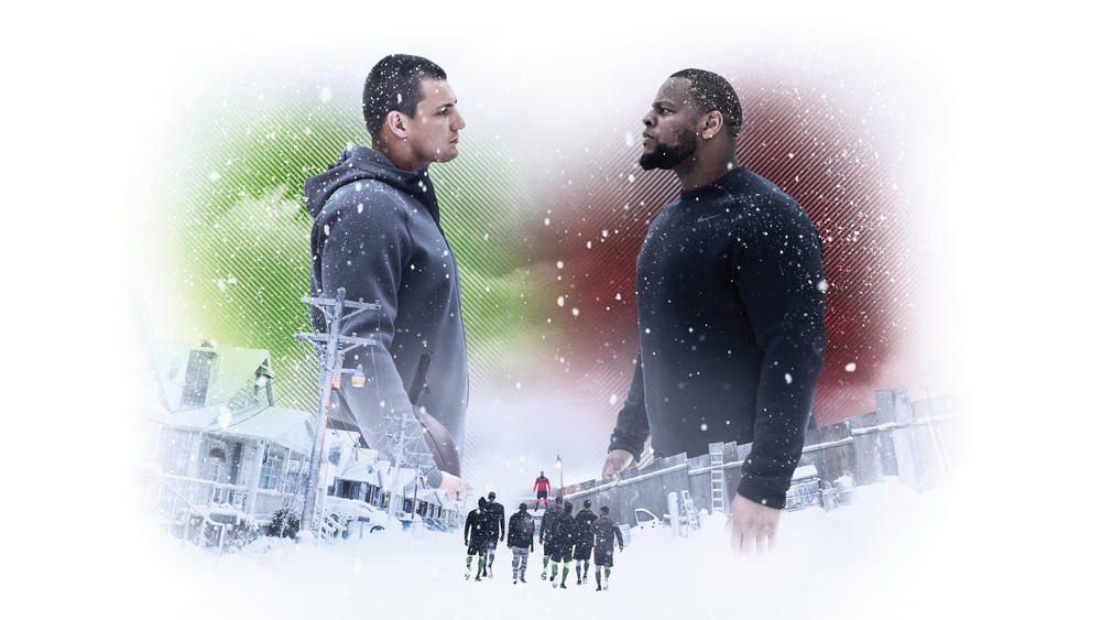 """Snow Day"" Film Kicks Off Nike's #GetOutHere Winter Training Campaign"