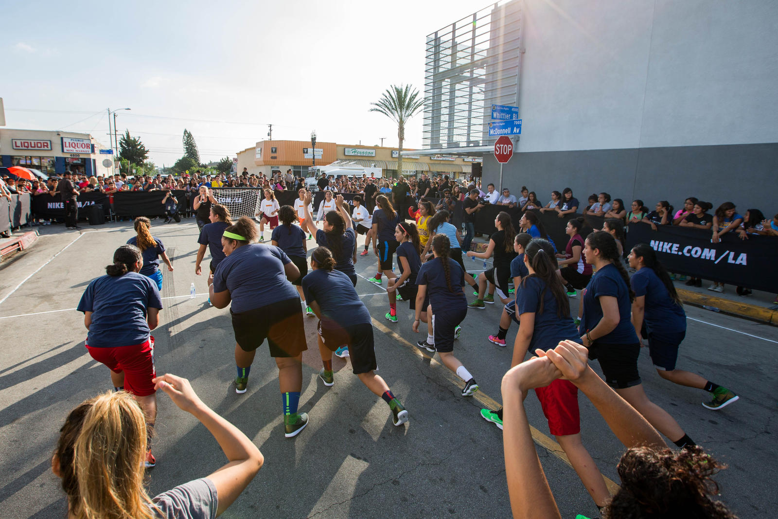 Nike Community Store East La