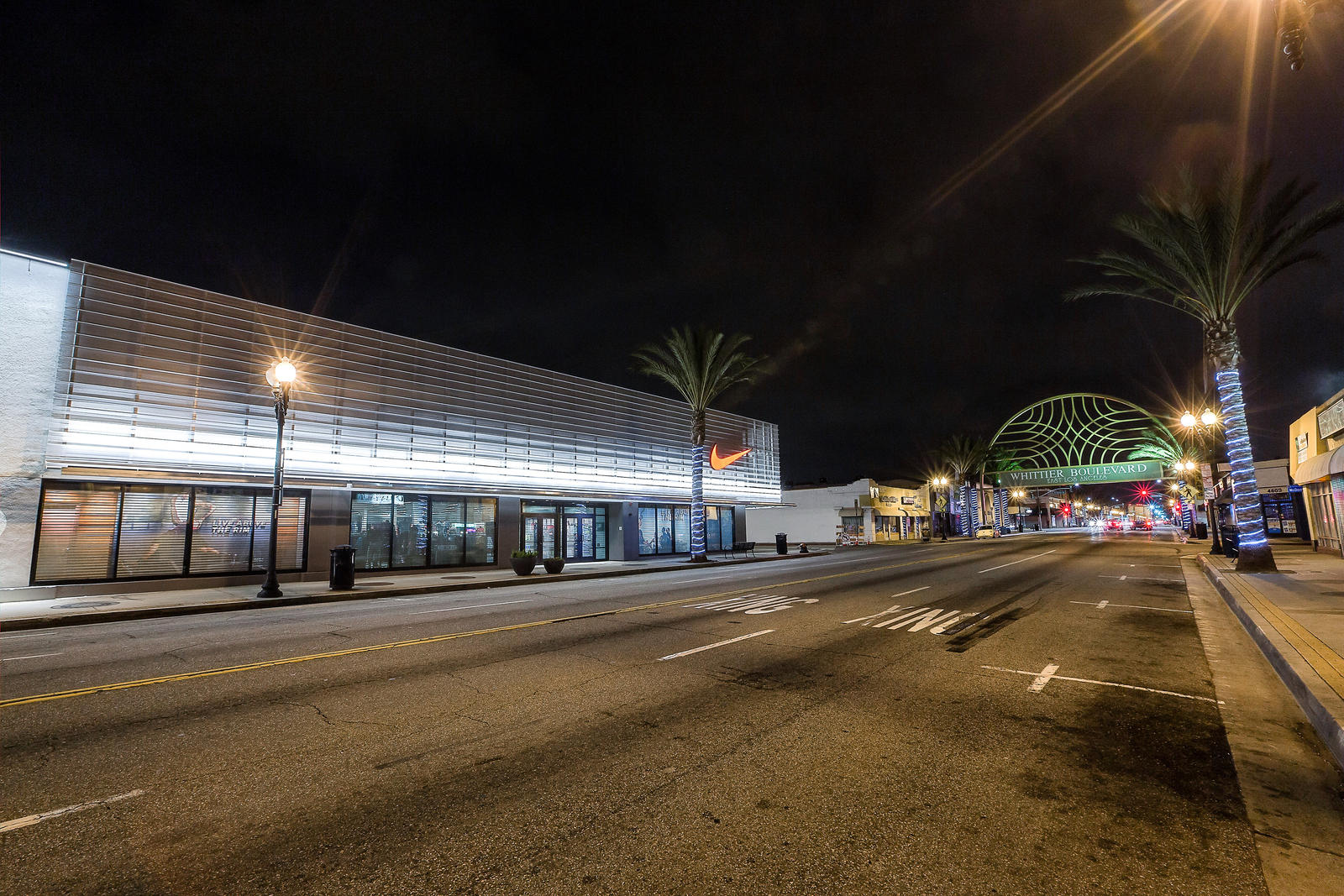 Nike's New East Los Community Store Ignites Sport and Local ...