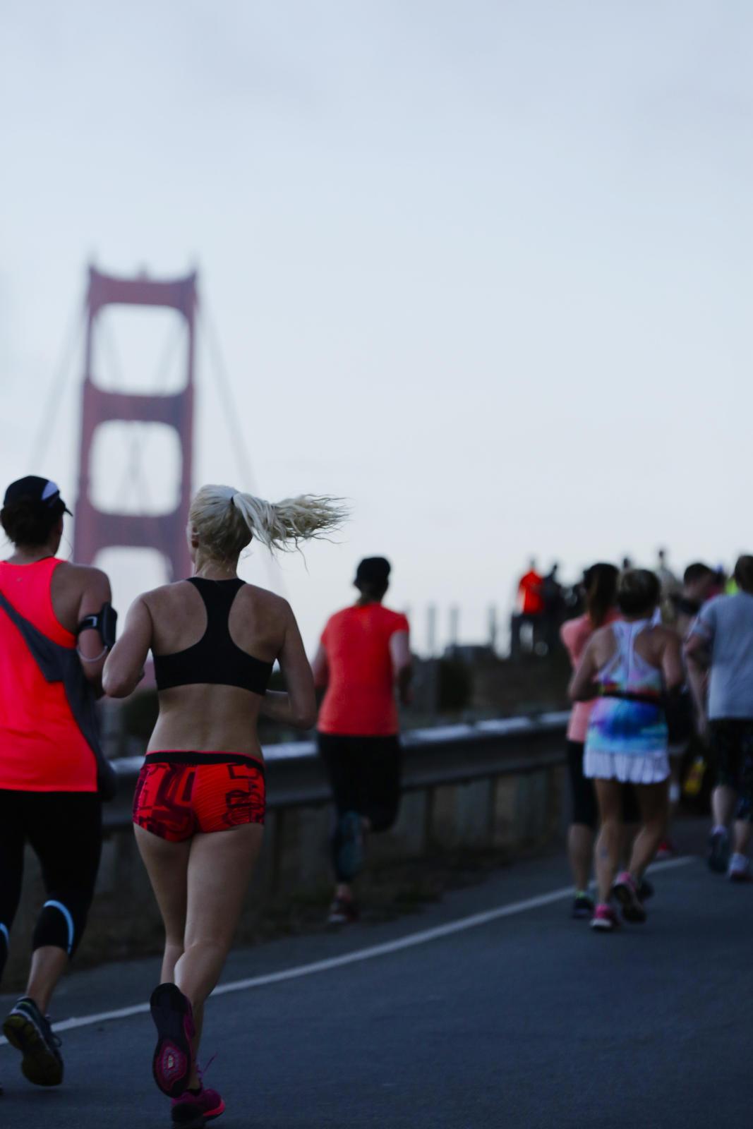 Nike Women's San Francisco Half Marathon 2015 - Nike News