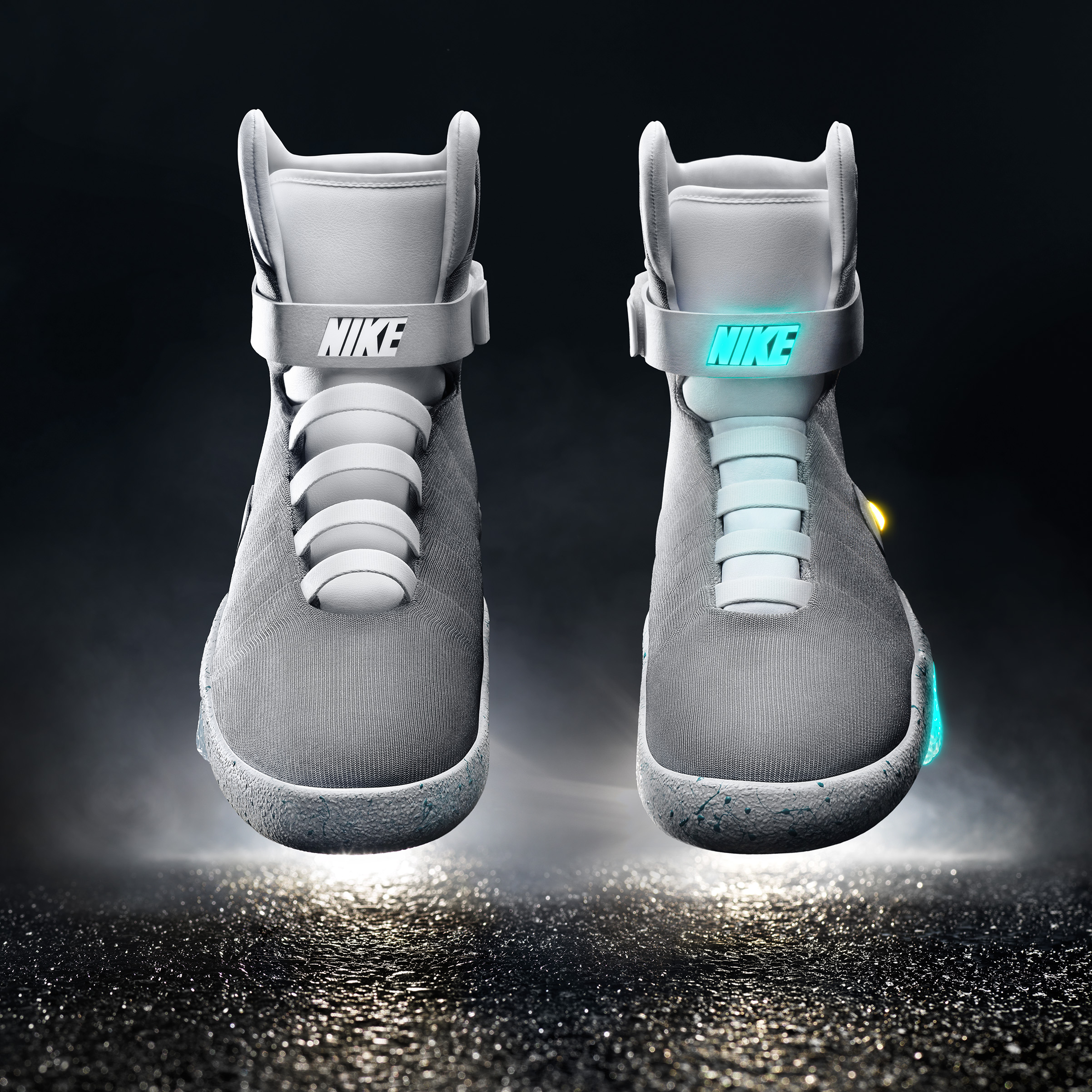 How Much Do Nike Mag Shoes Cost
