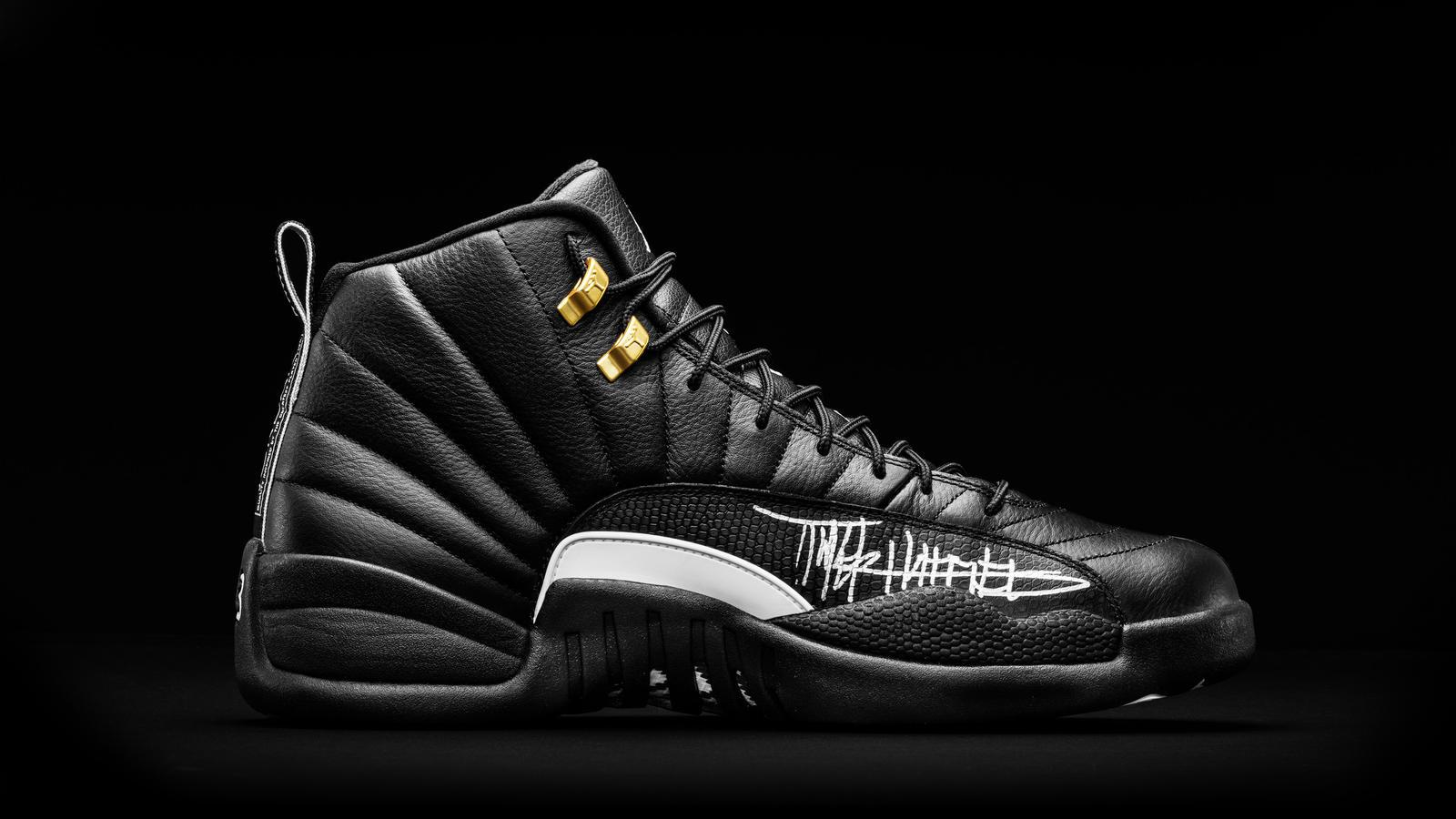 88e5da85458c Nike Donates a Dozen Exclusively Designed Jordan XII to OHSU ...
