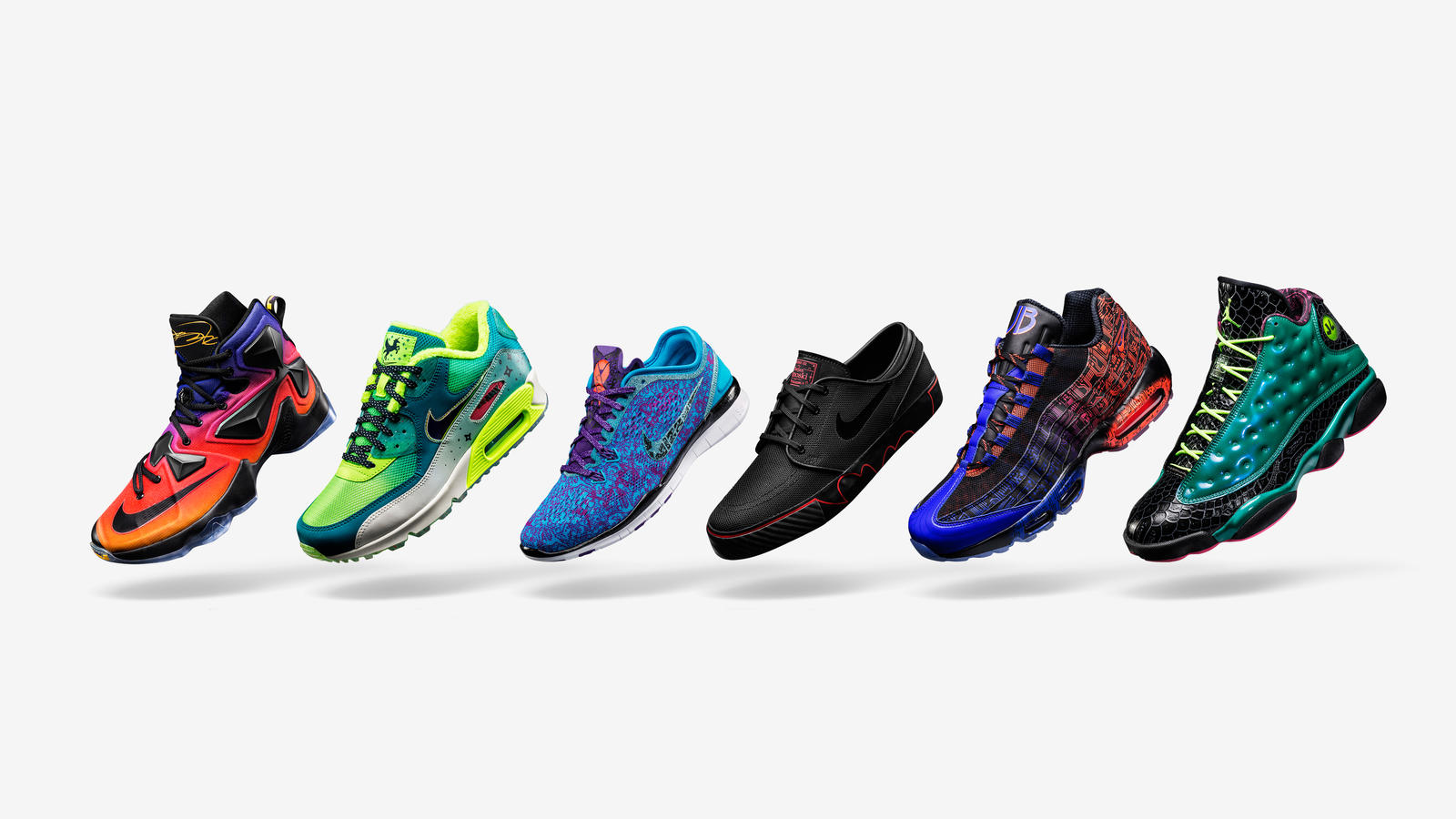 check out 3c0ce 6e07c Nike Doernbecher-Freestyle-Collection 2015 Footwear Group