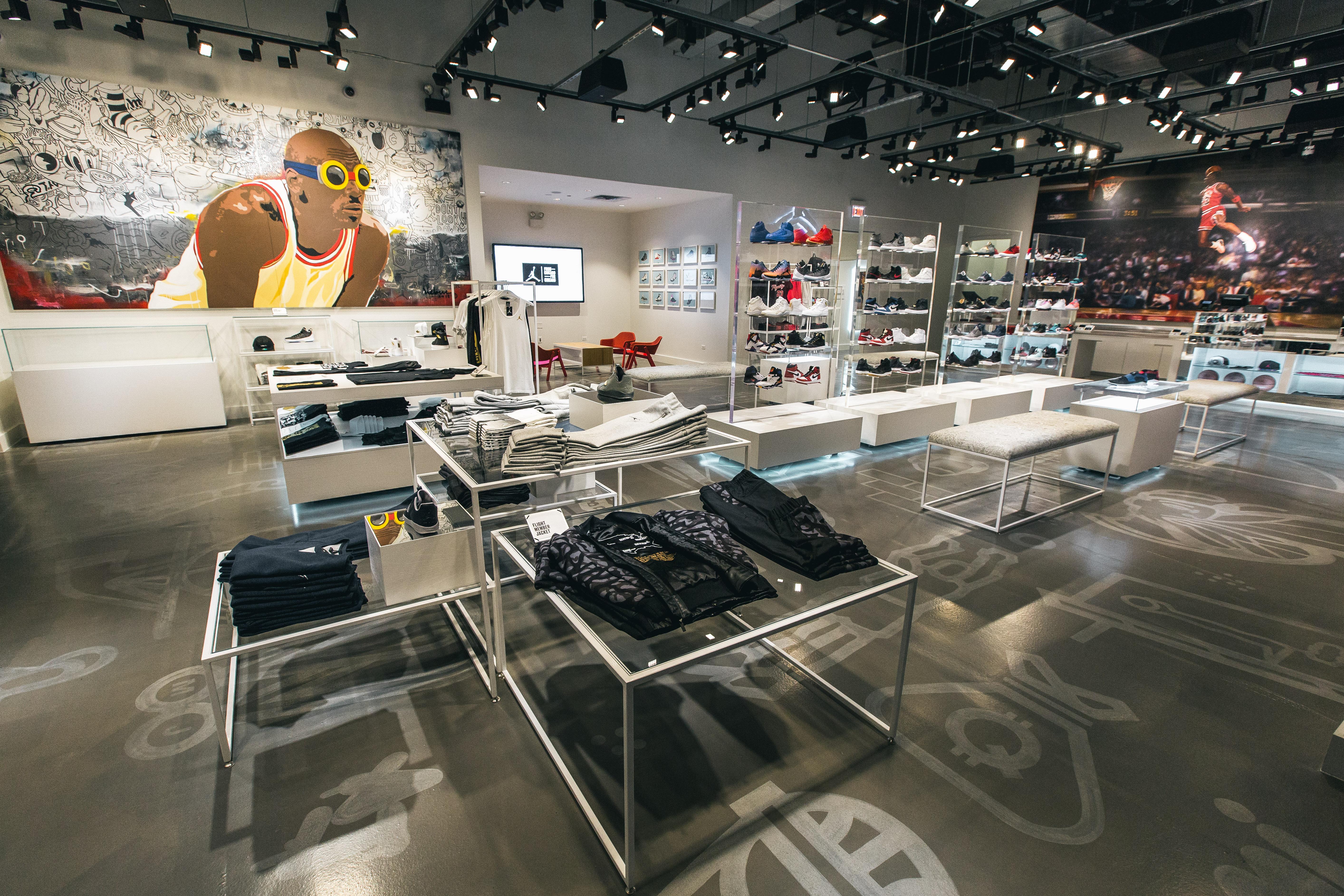 Chicago Shoe Store For Jordans