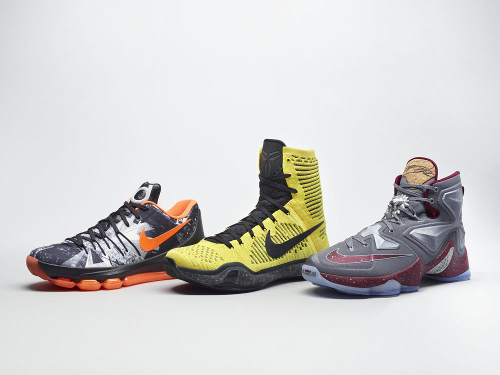 Nike Basketball's Opening Night Pack