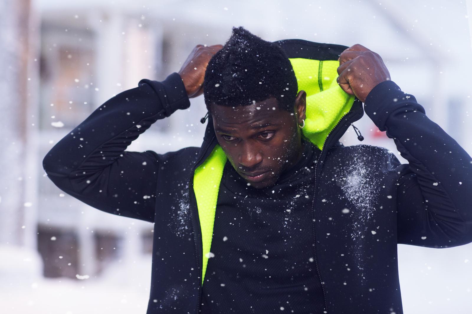 """Snow Day"" Film Kicks Off Nike's #GetOutHere Winter"