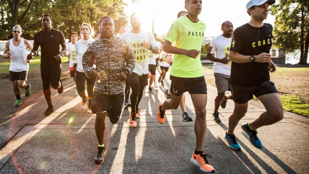 Why I Run: Kevin Hart