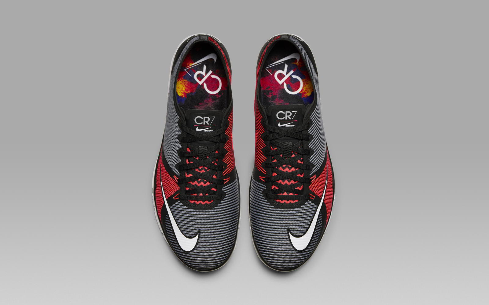 Cristiano Ronaldo Shoes Cr Black