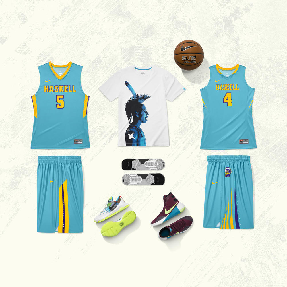 Nike N7 Celebrates Native American Heritage Month