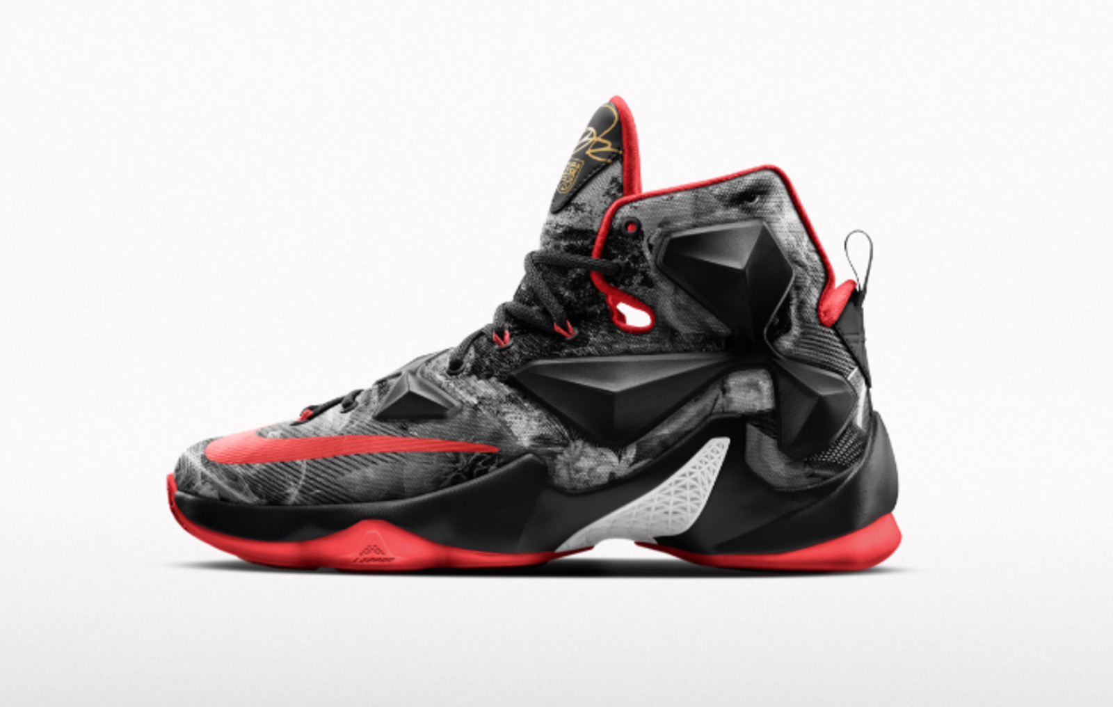 b69bcd645f22 Nike Honors LeBron James s 25K-Point Milestone - Nike News