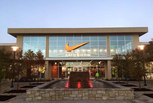 Nike Opens New Store in Football Country