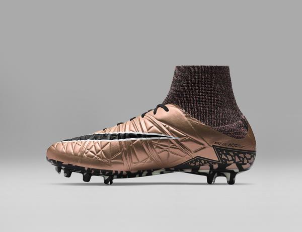 cc36fab0b51d0 Nike Hypervenom Phantom II Metallic Bronze Part of Liquid Chrome Pack -  YouTube Nike Football Liquid Chrome Pack ...