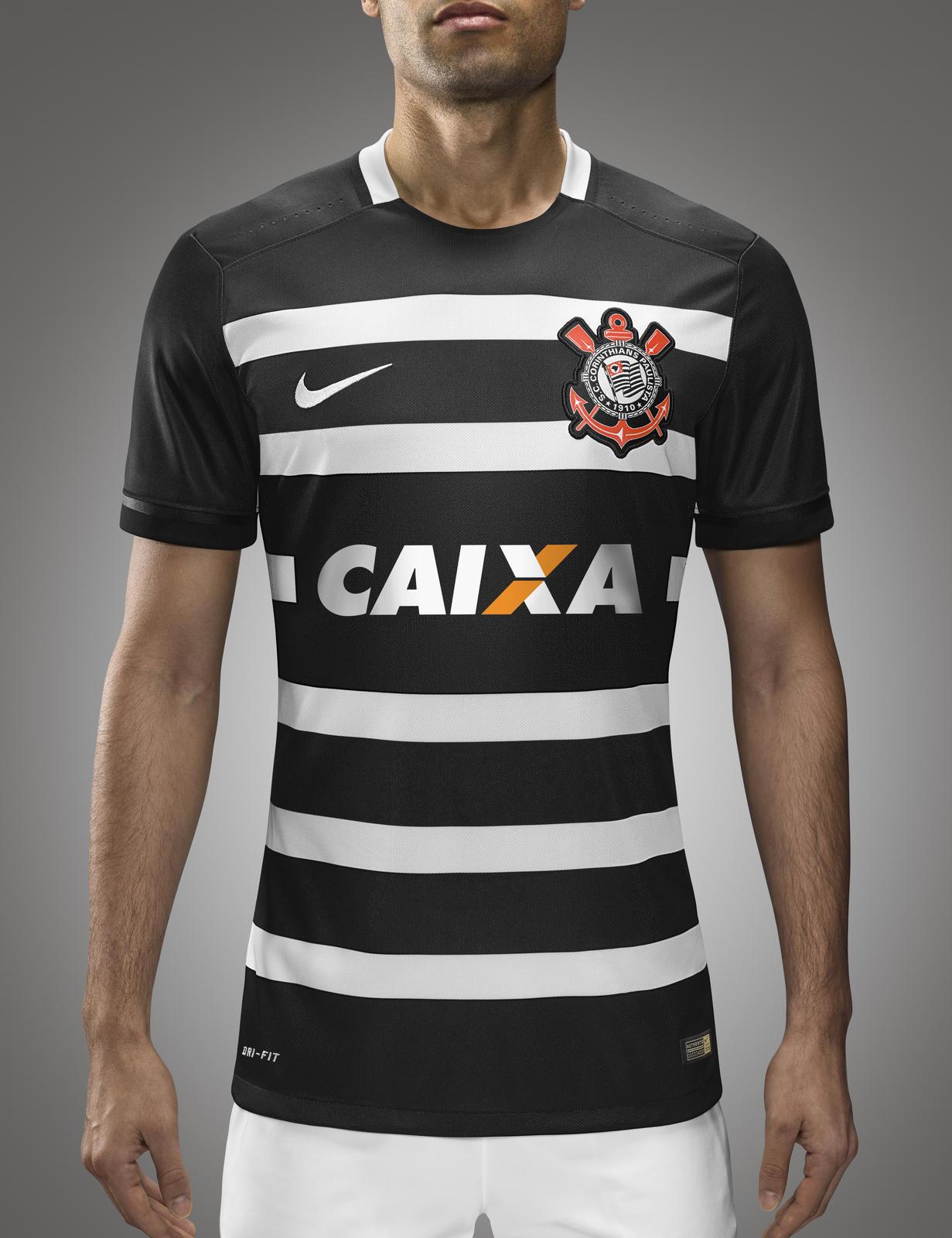 8cf974e326519 Fala pouco. Joga muito  Corinthians celebra o hexa com novo uniforme ...