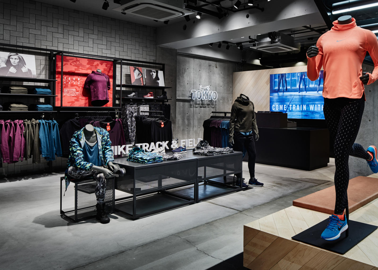 nike boutique running