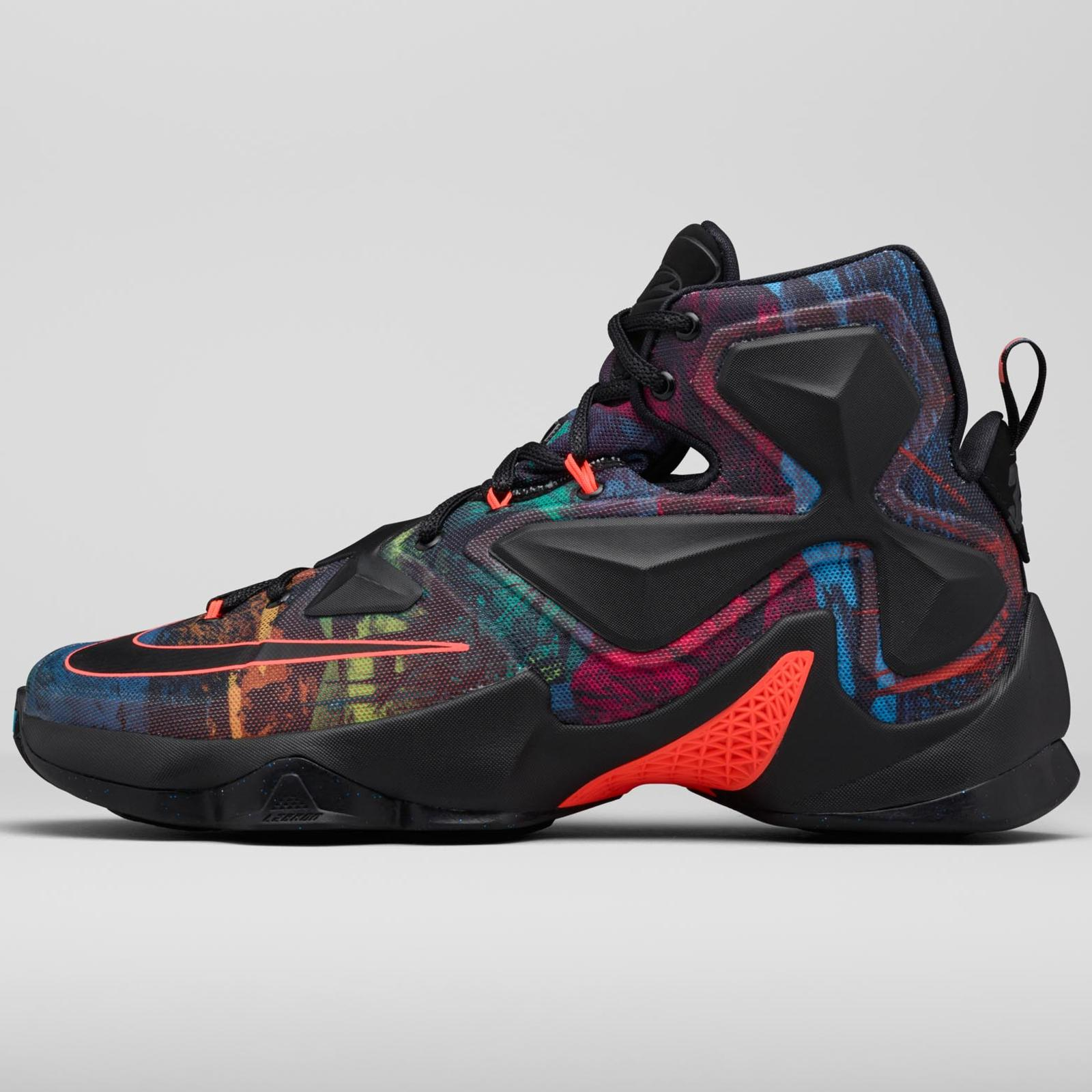 nike air zoom basketball lebron 13 shoes