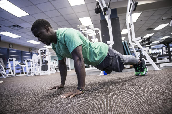 INNER STRENGTH: Kevin Hart's Training Routine Is No Joke