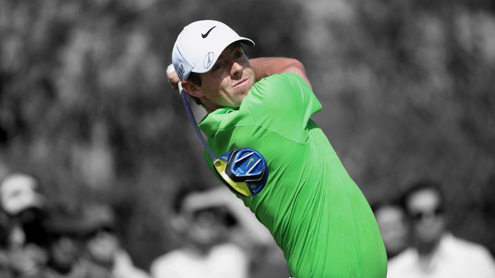 Nine Months On From His First Victory Of The 2015 Season Nike Athlete Rory McIlroy Concluded Campaign With Another Win In Dubai This Time At DP
