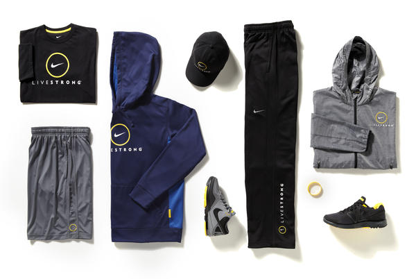 886a57aee877 Holiday 2011 Nike LIVESTRONG Collection Introduced - Nike News