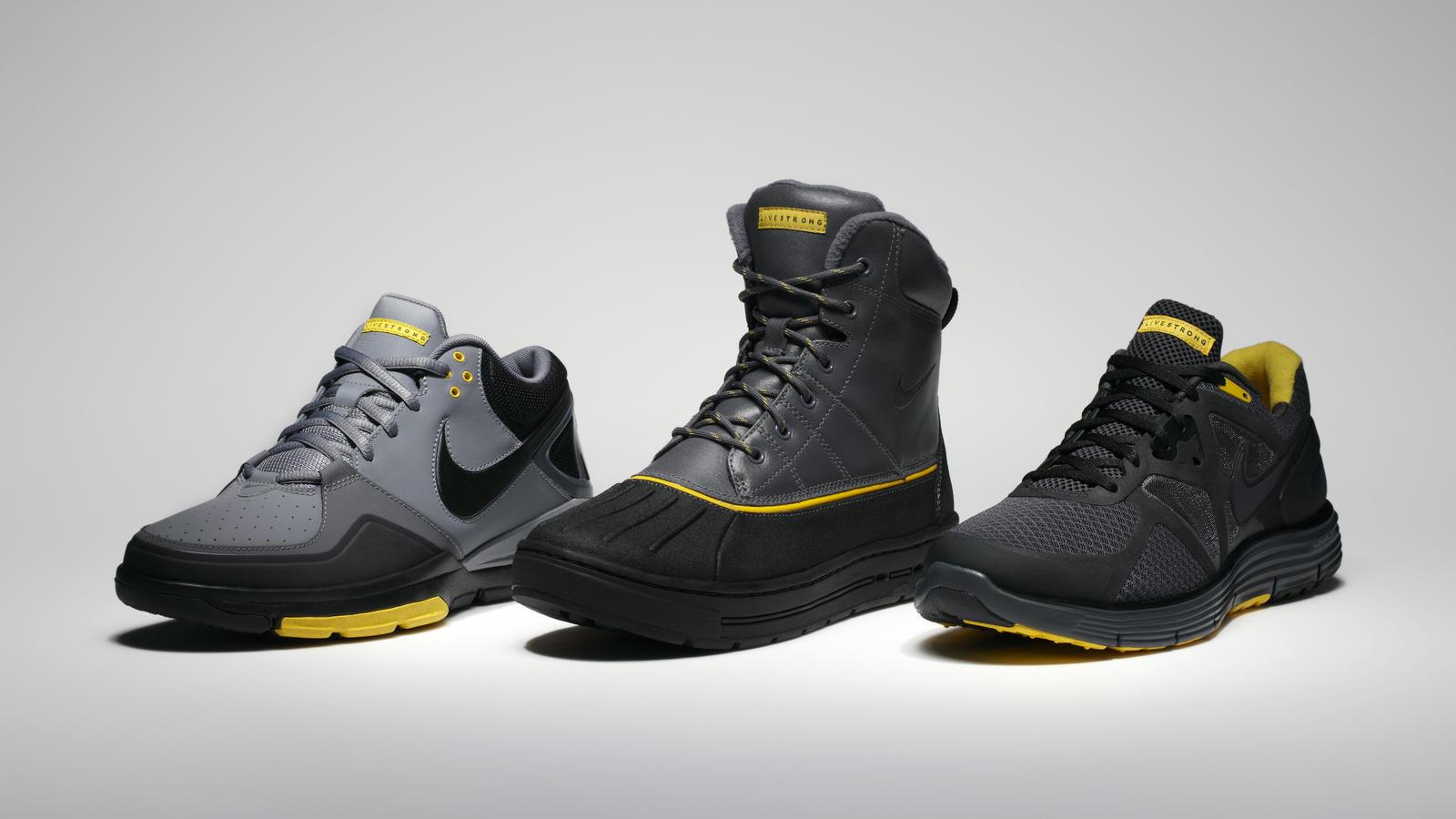 Men's LIVESTRONG shoes